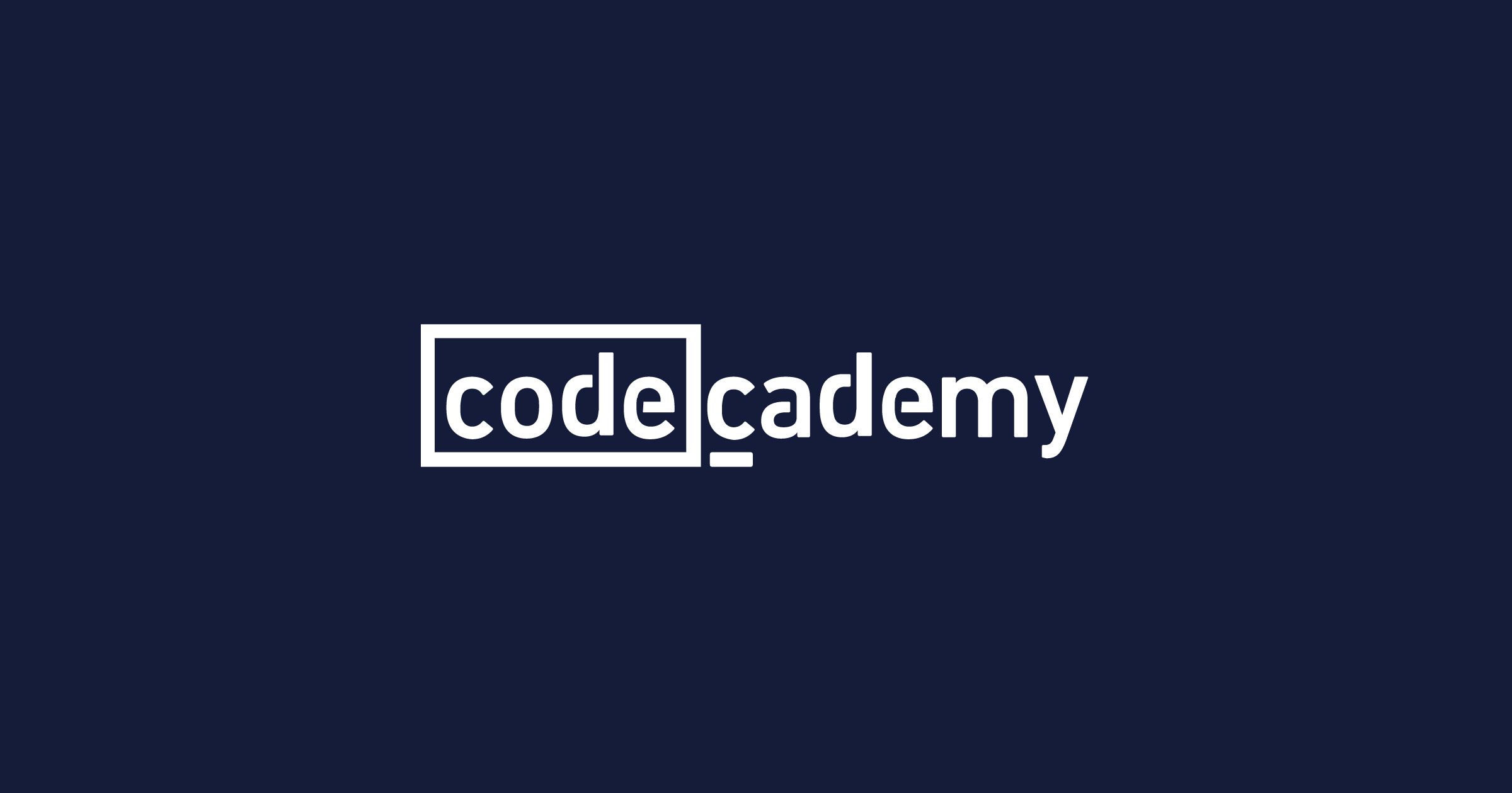 Learn to Code at Codecademy
